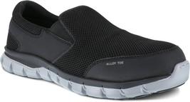 Reebok Alloy Toe Sublite Slip On EH Rated Slip Resistant EVA Midsole WID... - $99.99