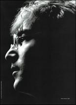 The Beatles John Lennon circa 1967 b/w close-up pin-up photo print - $5.77