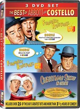 Best of Abbott Costello Funniest Routines DVD Set Vol 1 & 2  Funnies + C... - $24.74