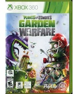 Plants vs. Zombies: Garden Warfare (Microsoft Xbox 360, 2014) Complete - $4.94