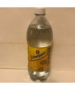 Schweppes Tonic Water Contain Quinine 1 Liter Bottle - $12.82