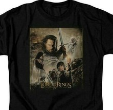 Lord of the Rings Return of the King Aragorn Gondor graphic t-shirt LOR3002 image 2