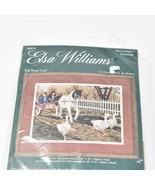 """Elsa Williams The Pony Cart 14"""" x 10"""" Needlepoint Kit 06435 Unopened NEW - $49.46"""