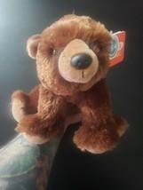 "1 Wild Republic Soft Brown Grizzly Bear 12"" Plush Stuffed Animal Toy Blm - $14.85"
