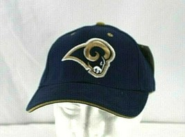 Los Angeles Rams  Blue  NFL Baseball Cap Adjustable - $23.99