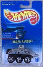 HOT WHEELS 1991 Radar Ranger Collector #63 Action Command - MIP - $8.95