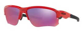 Authentic Oakley Flak Draft Sunglasses Infrared Prizm Road [OO9364-0567] - $195.99