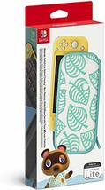 Animal Crossing: New Horizons Aloha Edition Carrying Case & Screen Prote... - $23.75