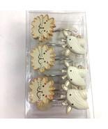Creative Bath Animal Cracker Shower Hooks Childrens Kids Bathroom Safari... - $24.70