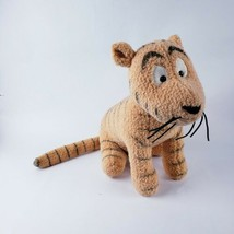 "Classic Tigger 12"" Plush Winnie The Pooh Tiger Friend Baby crinkle tail #t2 - $7.92"