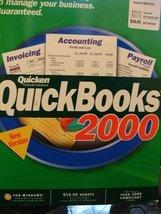 Quickbooks 2000 [New Version] Quicken Financial Solution - $44.94