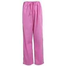 Dickies Scrub Pants 2XL Light Pink Elastic Drawstring Waist Medical Uniform New - $19.57