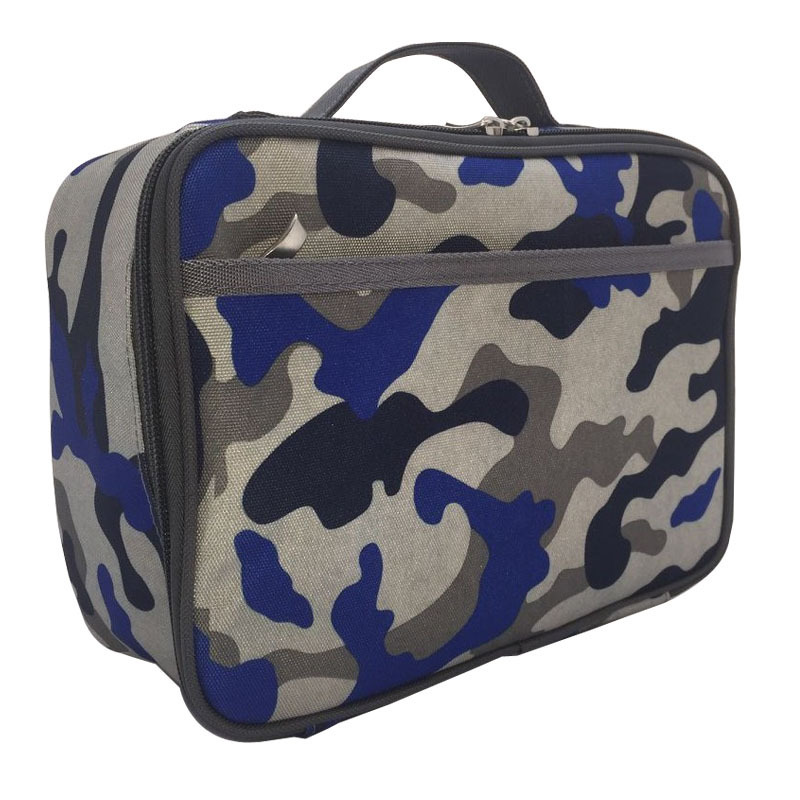 Lunch box series pattern theme flow pattern lunch bag
