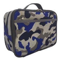 Lunch Box Series Pattern Theme Camouflage Flow Pattern Lunch Bag - $386,39 MXN