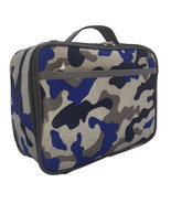 Lunch Box Series Pattern Theme Camouflage Flow Pattern Lunch Bag - £15.57 GBP