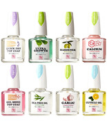 RK Quick Dry Top Coat Nail Hardener Strengthener Cuticle Oil Polish Trea... - $3.20