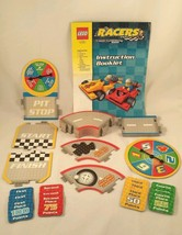 Pieces Lot for Lego Racers Board Game Super Speedway RoseArt 31314 - $6.92
