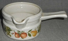 Wedgwood QUINCE PATTERN Handled Gravy Boat MADE IN ENGLAND - $23.75