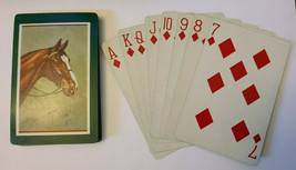Horse Sevens through Aces Deck of Playing Cards   (#015) image 2