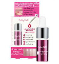 1 X Cathy Doll L-Glutathione Ampoule (Serum) Whitening Lightening Facial... - $18.00