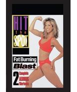 Hit the Spot: Fat Burning Blast - 2 Complete Aerobic Workouts [DVD] - $19.23