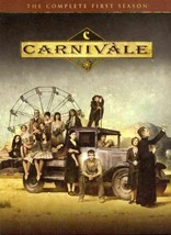 CARNIVALE - THE COMPLETE FIRST SEASON NEW DVD - $68.90