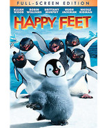 NEW Happy Feet (DVD, 2007, Full Screen Edition) Sealed - $7.00