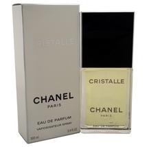 Chanel Cristalle Perfume 3.4 Oz Eau De Parfum Spray  image 3