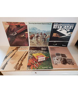 Vintage Lot of Early 70's Hunting and Shooting Ephemera, Catalogs and Pr... - $22.77