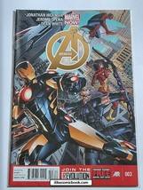 The Avengers #3  (2013 5th Series) High Grade Collectible Comic Book MARVEL! - $9.99