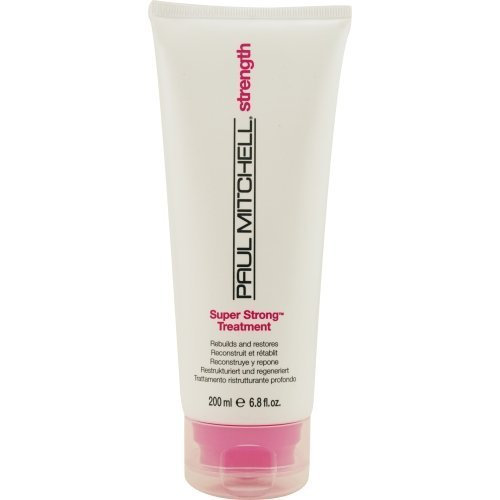 PAUL MITCHELL by Paul Mitchell SUPER STRONG TREATMENT 6.8 OZ ( Package Of 2 )