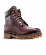 """TIMBERLAND Men's 6"""" HERITAGE CLASSIC Bordeaux Premium Waterproof Boots #A22W9 - £99.22 GBP"""