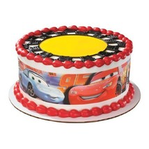 Disney Cars Cake Wraps Edible Image Sugar Sheet Designer Prints - $9.75