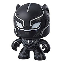 "Marvel Mighty Muggs 3.75"" Black Panther #7 - With 3 Different Facial Expressions - $19.99"