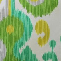 Pillow Decor - Ikat Journey Outdoor Throw Pillow 20x20 image 2