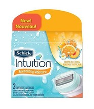 (Pack of 2) Schick Intuition Revitalizing Moisture Refill, 3 Count each ... - $22.98