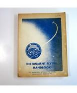 US Dept of Transportation FAA Instrument Flying Handbook -Revised 1980 E... - $6.99