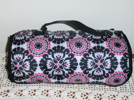 Thirty One Camping Sleep Pad Outdoor Mat Bed Hiking Backpacking Pink & B... - $24.99