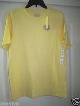 Sonoma Life + Style Weekend Tee SSleeve Men's Knits T-Shirt GoldnHaze S ... - $10.71