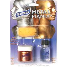 Graftobian Metal Mania Kit - Copper