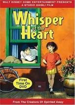 DVD - Whisper of the Heart DVD  - $19.94