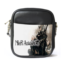 Sling Bag Leather Shoulder Bag NieR Automata Beauty Sexy Anime Fantasy I... - $14.00