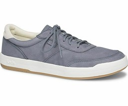 Keds WH59014 Women's Match Point Nubuck. Blue Shoes, 9 Med - $49.45