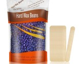 Body Hair Removal Hard Wax Beans Solid Depilatory Natural Hot Waxing Supplies