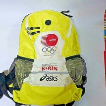 ASICS x Kirin collaboration Athens Olympics commemoration Olympic backpa... - $40.00