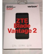 ZTE Blade Vantage 2 - 16GB - (Verizon) PePaid    ***BRAND NEW IN SEALED ... - $29.99