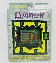 Digimon Tamagotchi VPet Virtual Pet Anniversary Wave 2 Digivice Bandai Green - $29.99