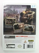 Call of Duty 3 (Nintendo Wii, 2006) CoD Complete EUC Tested image 2