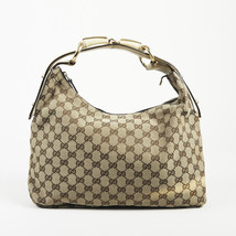 Gucci GG Canvas Medium Hobo Bag - $560.00