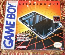 ORIGINAL Cleaning Kit GameBoy Game Boy 1990 H-SEAM SEALED Nintendo NES R... - $17.75
